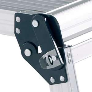 Abru Werner Aluminium Work Platform Hulley Ladders