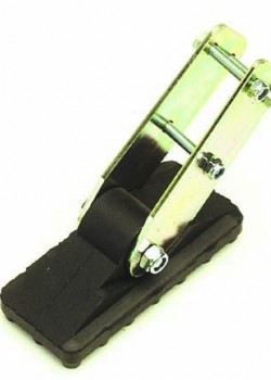 Articulated Rubber Ladder Feet