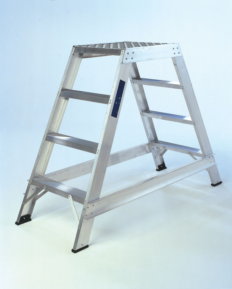 Fixed Safety Steps Hulley Ladders