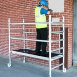 Lyte LIFT Industrial Folding Tower System