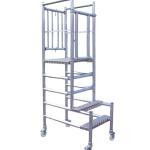 Lyte Aluminium Podium Steps