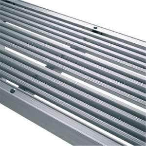 Abru Werner Aluminium Work Platform non-slip platform