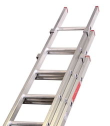3 Section DIY Aluminium Extension Ladders