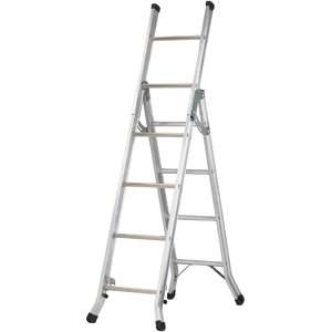 Abru Trade 3 Way Multi Ladder Hulley Ladders