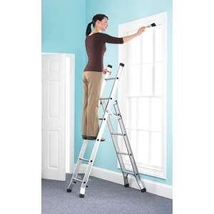 Abru Werner Aluminium 3 Way Multi Ladder