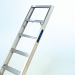 Lyte Aluminium Shelf Ladders