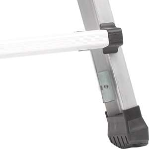 Promaster Telescopic Combination Step Ladder non-slip feet