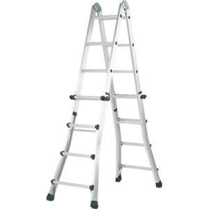 Promaster Telescopic Combination Step Ladder