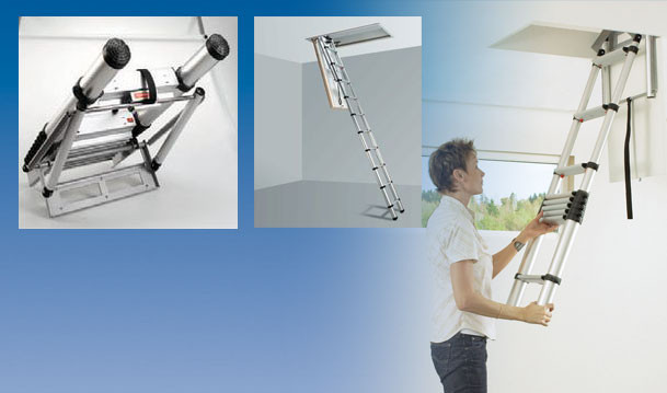 Loft ladders and loft access solutions